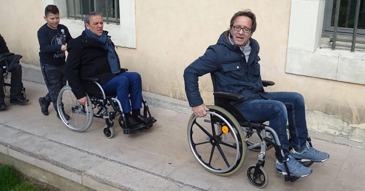 ALÈS Le Printemps Alésien soulève la question du handicap et fustige la mairie