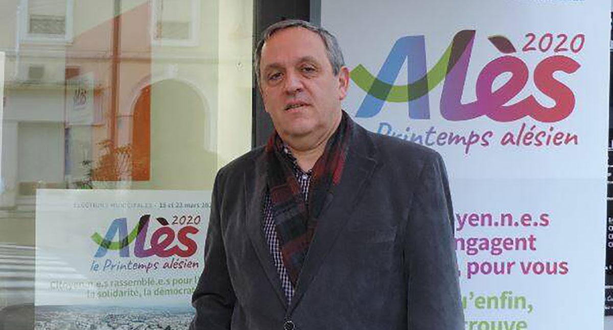 MUNCIPALES Paul Planque à Alès : « Je pense que la victoire est au bout »