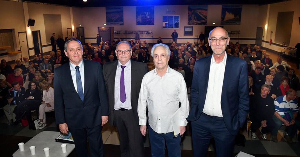 Débat Midi Libre : quatre candidats ont joué le jeu face aux Alésiens